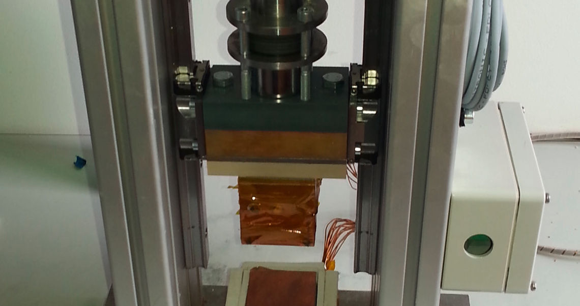Thermal Conductivity Test Bench